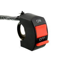 Fog Light Handlebar Switch For Hero, Honda, Bajaj, Suzuki, KTM, Yamaha, Kawasaki