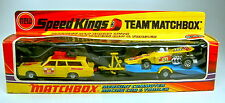 MATCHBOX superking k-46a MERCURY COMMUTER racing set