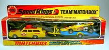 Matchbox Superking K-46A Mercury Commuter Racing Set