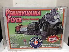 Lionel Railway Express Pennsylvania Flyer Train Track Caboose Car G Gauge 711140