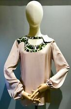 Emilio Pucci Silk Top RRP £625 Size: UK8 BNWT