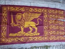 Bandiera Veneta Leone di San Marco con spada dim. 150x80 cm