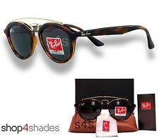 Ray Ban Gatsby Unisex Sunglasses HAVANA TORTE_DARK GREEN 4257 710/71 50mm
