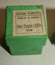 Perlin & Pinpin; Les Oursons Filmostat 1950 Film Fixe N° 6236 CUVILLIER