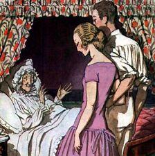 BONNE-MAMAN Pierre Brissaud André Birabeau Pub Pétrol Hann L'Illustration 1924 *