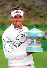 Ian POULTER SIGNED Autograph Accenture Match Play Winner Photo AFTAL COA GOLF
