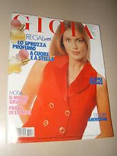 GIOIA 1993/12=LISA MARIE PRESLEY=AGOSTINA BELLI=RAFFAELLA CARRA=CATHERINE SPAAK=