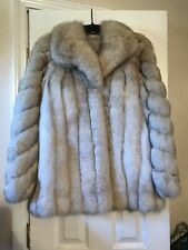 New listing Saga Fox Fur Coat