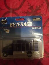 Boley Ho Scale 1/87 Beverage Truck Purple