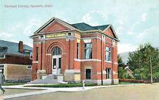 Pocatello,Idaho,Carnegie Library,Used,1910