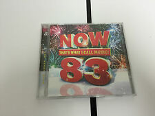 Various Artists Now Thats What I Call Music! 83 CD NR MINT