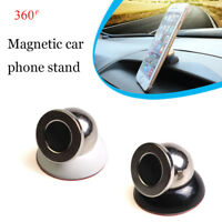 Mini Universal 360° Magnetic Cell Mobile Phone Car Dash Holder Magic Stand Mount