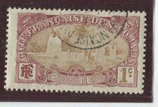 Somali Coast Stamps Scott #64 Used,F-VF (P8624N)
