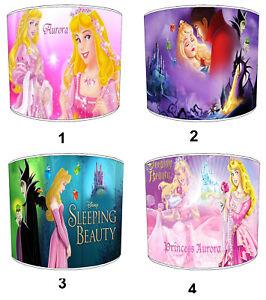 Sleeping Beauty Lampshades Passt Ideal Zu Disney Prinzessin Poster, Wandbehänge