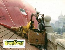 Photo de presse cinéma film Bingo Bongo réalisateur Pasquale Festa Campanile