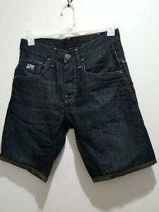 G-STAR Originals Men's  Raw Denim Breaker Pant Shorts 29/34 *unworn *