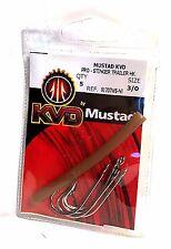 KVD Mustad 3/0 Pro-Stinger Trailer Hooks