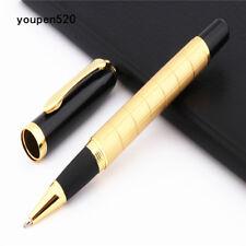Luxury quality  702 Golden Student school office Medium nib Rollerball Pen