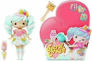 Secret Crush Sundae Swirl & Winnie Wafflecone Surprise Dolls Set New Xmas Toy 4+