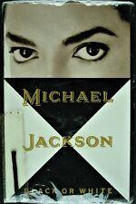 """MICHAEL JACKSON """"BLACK OR WHITE"""" 1991 CASSETTE TAPE SINGLE 2 TRACKS *SEALED*"""