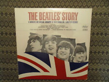 Beatles' Story Documentary Beatlemania sealed 2 LP SEALED Records MINT STBO-2222