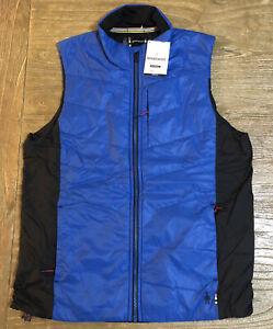 SMARTWOOL SMARTLOFT-x 60 Vest Large New MSRP $160