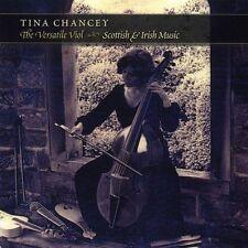 Tina Chancey - Versatile Viol: Scottish & Irish Music [New CD]