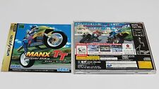 Manx TT SuperBike TT Ile de Man Time Trials Sega Saturn au Japon