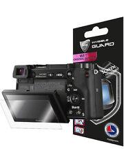 IPG SONY NEX 5-6-7 /ALPHA A6300 A6000 - A5100 - A5000 2X Screen Protector Skin