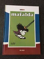MAFALDA - QUINO - COMICS EL PAÍS Nº 2 - 1ª EDICIÓN - DIARIO EL PAÍS - 2005 NUEVO