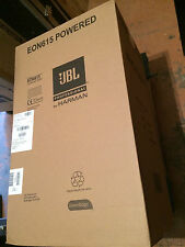 "JBL EON615 Powered 15"" Two-Way Speaker w/ Bluetooth/PA DJ monitor in box//ARMENS"