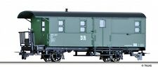 TILLIG 13954 - Schmalspur H0m Packwagen der DR, Ep. III - NEU in OVP