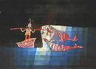 5x7 or 8x10 Print - Sinbad the Sailor by Paul Klee (1923) - aka 'The Seafarer'