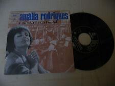 "AMALIA RODRIGUES"" LA FILANDA-disco 45 giri COLUMBIA Italy 1971"" PERFETTO"