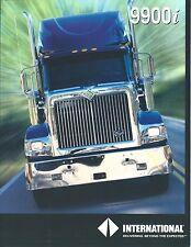 Truck Brochure - International - 9900i  (T1875)