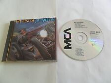 JOE WALSH - The Best (CD) France Pressing