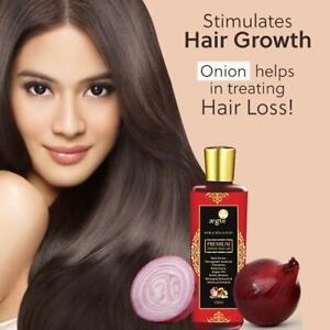 Aegte Hair & Skin Luxury Natural Onion Hair Oil 100 ml