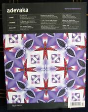 Exclusive Adeyaka Infiniti Magazine Nissan F1 Red Bull Racing Luxury Book Album