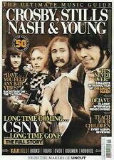 CROSBY, STILLS, NASH & YOUNG - THE UNCUT ULTIMATE MUSIC GUIDE...NEW