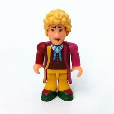 CHARACTER BUILDING DOCTOR WHO MICRO-FIGURE - 6th SIXTH DOCTOR - LOOSE