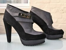 French Connection 'NADIA' Cone Heel Ankle Boots - UK 6 / Eu 39 - RRP £145.00