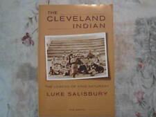 Luke Salisbury; The Cleveland Indian; baseball Signed & Inscribed 1st PB edition