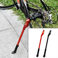 Bicycle Adjustable Alloy Stand Side Kick Road Bike U3S9 Kickstand Side SHUK W9O8