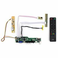 TV HDMI VGA AV USB AUDIO LCD Control Board For LP156WH1 LTN156AT01 1366x768 LCD