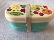 Sass & Belle heureux Fruit & Veg Bento Lunch Box