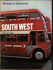 South West Buses in Camera by Norman Aish Pub. Ian Allan 1977 + service vehicles