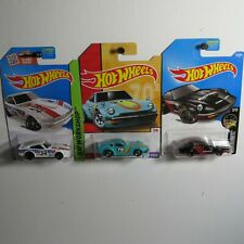 🌟HOT WHEELS CUSTOM DATSUN 240Z NISSAN FAIRLADY Z CAR LOT (3) BLACK, WHITE, TEAL