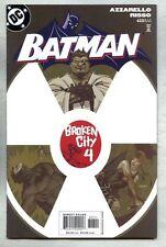 Batman #623-2004 nm- Brian Azzarello Risso Killer Croc