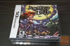 A Witch's Tale (Nintendo DS 2009) FACTORY SEALED! - RARE! - AUTHENTIC! - EX!