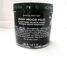 PETER THOMAS ROTH IRISH MOOR MUD PURIFYING BLACK MASK 6.8 OZ HUGE SIZE
